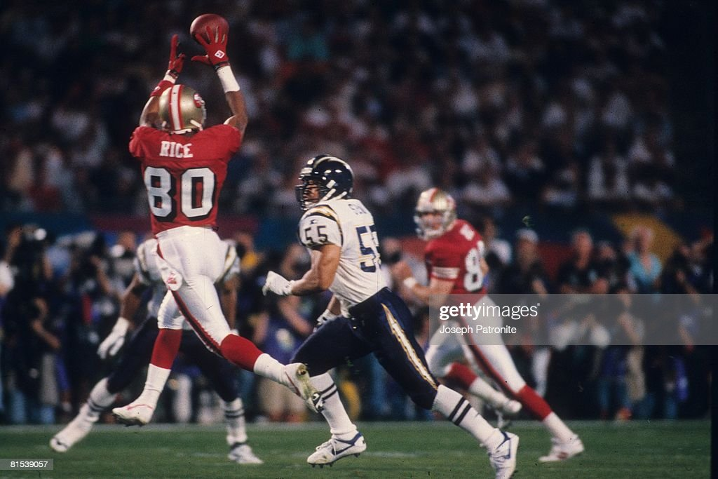 Super Bowl XXIX - San Diego Chargers v San Francisco 49ers : News Photo