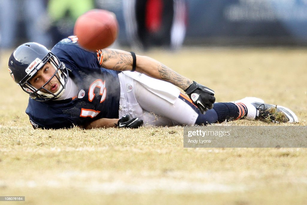 Divisional Playoffs - Seattle Seahawks v Chicago Bears : News Photo