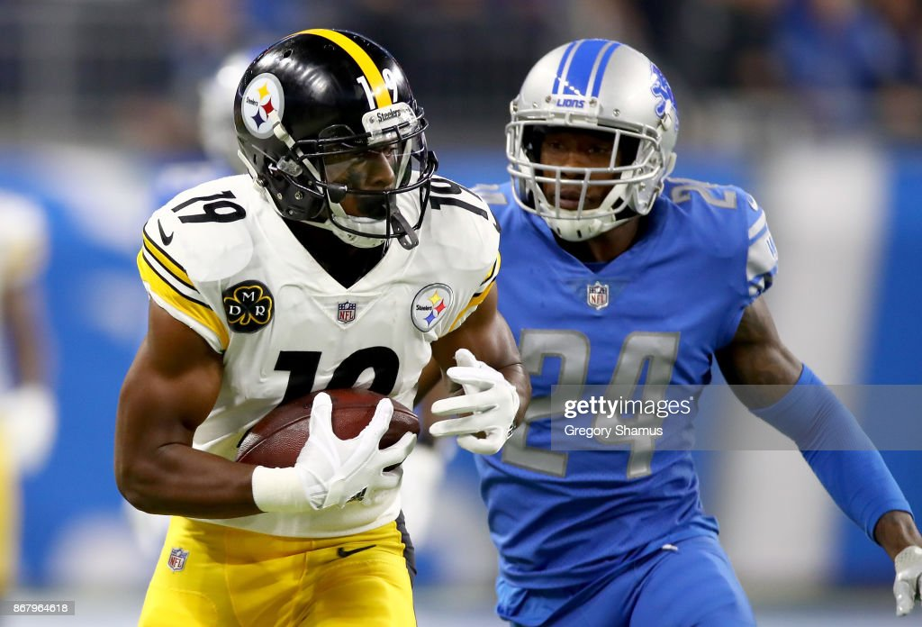 Pittsburgh Steelers vDetroit Lions