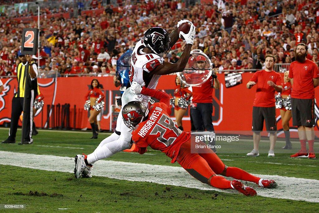 Atlanta Falcons v Tampa Bay Buccaneers : Nieuwsfoto's