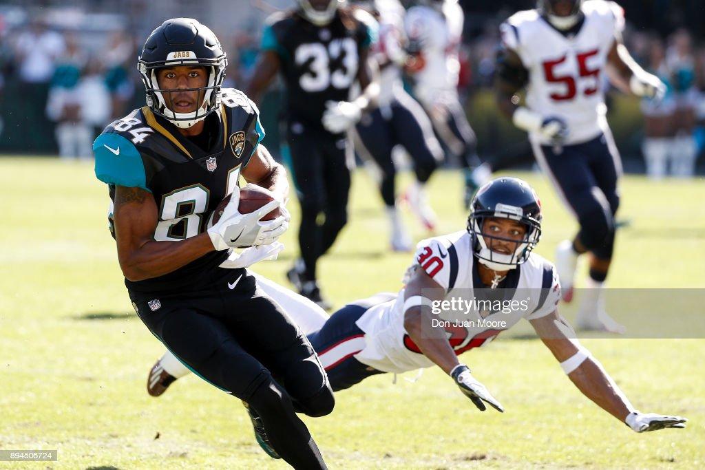Houston Texans v Jacksonville Jaguars : Fotografia de notícias