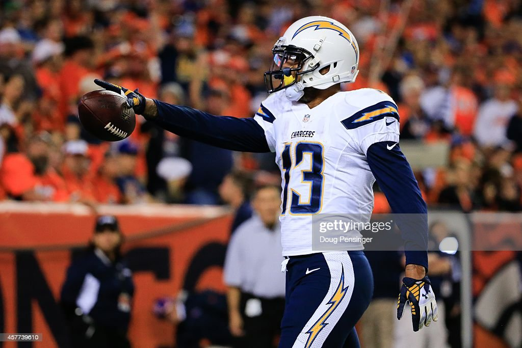 San Diego Chargers v Denver Broncos : News Photo