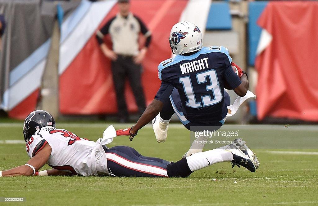 Houston Texans v Tennessee Titans : News Photo