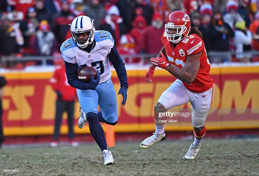 Tennessee Titans v Kansas City Chiefs