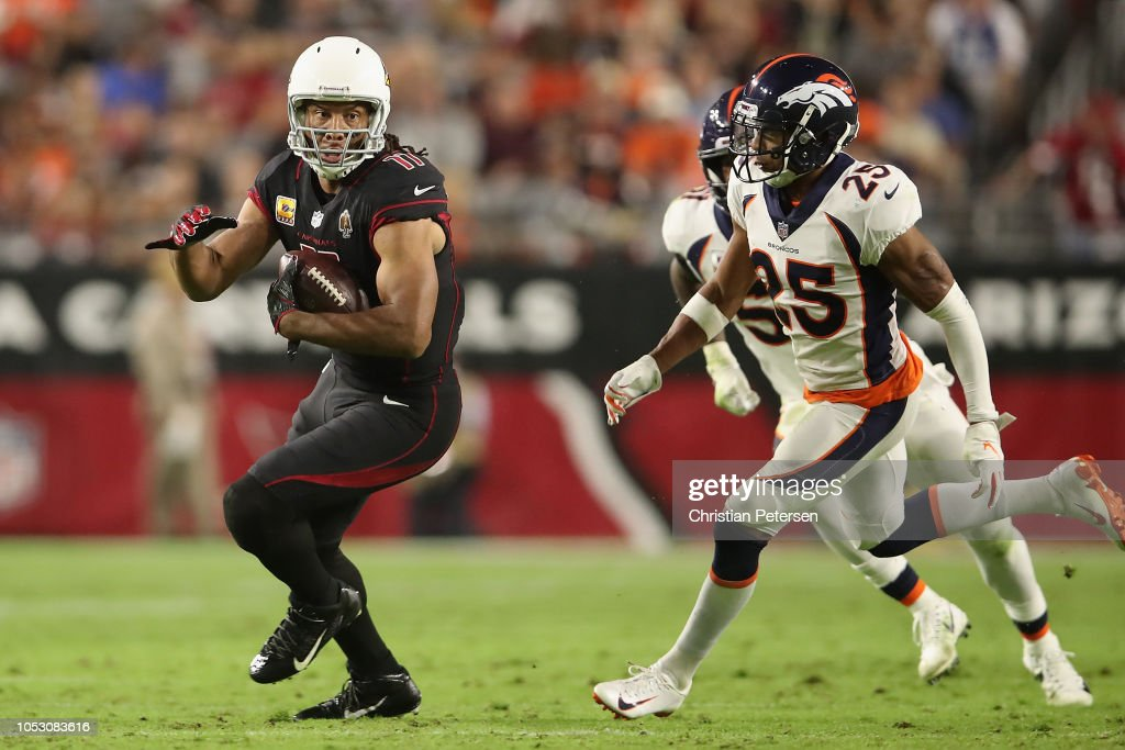 Denver Broncos v Arizona Cardinals : Fotografia de notícias