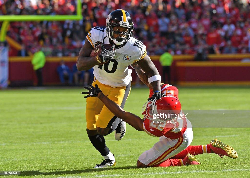 Pittsburgh Steelers v Kansas City Chiefs : News Photo