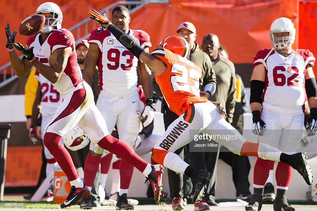 Arizona Cardinals v Cleveland Browns