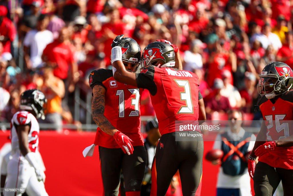 Atlanta Falcons v Tampa Bay Buccaneers : Nachrichtenfoto