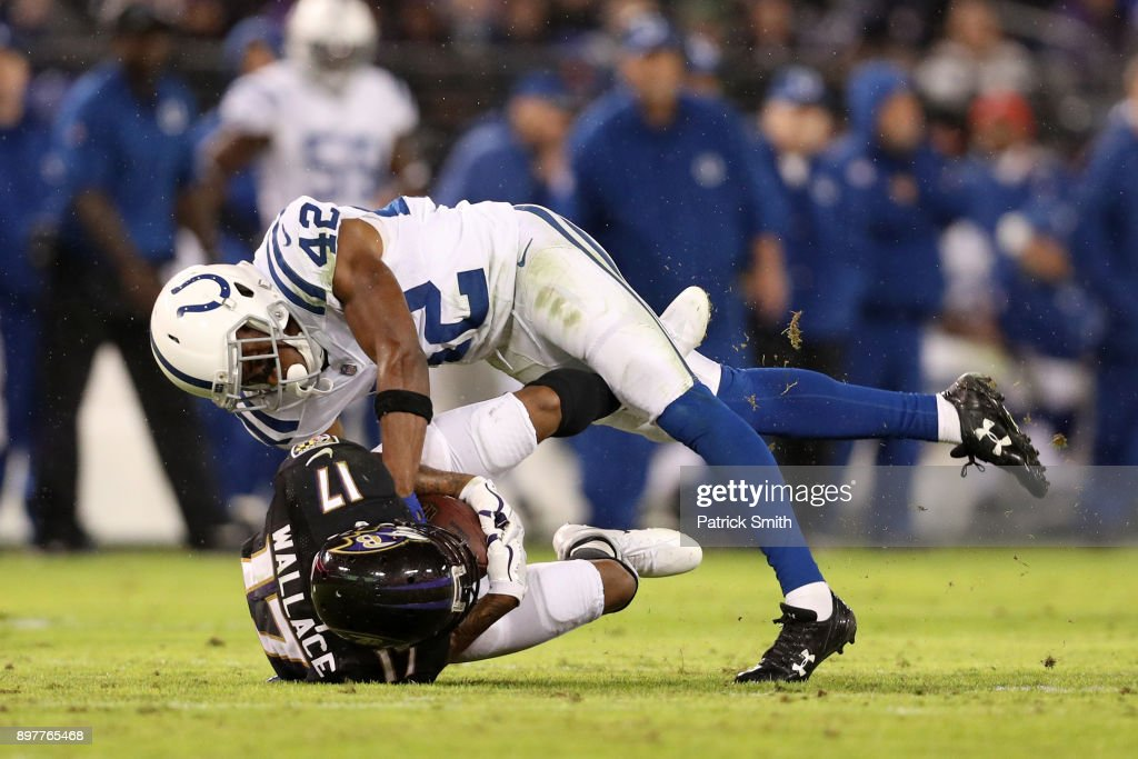 Indianapolis Colts vBaltimore Ravens