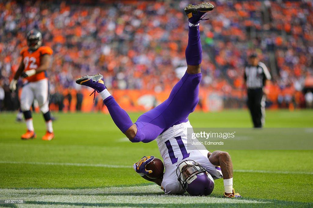 Minnesota Vikings v Denver Broncos
