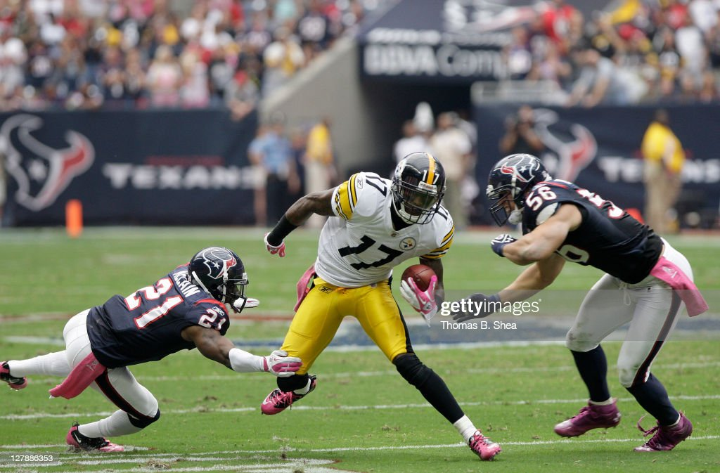 Pittsburgh Steelers v Houston Texans : News Photo