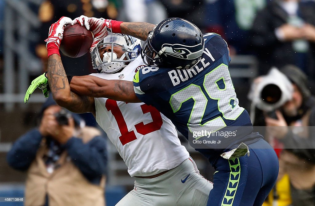 New York Giants v Seattle Seahawks
