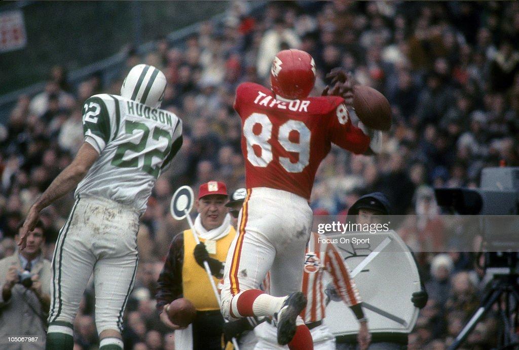 Wide Receiver Otis Taylor of the Kansas City Chiefs misses ...