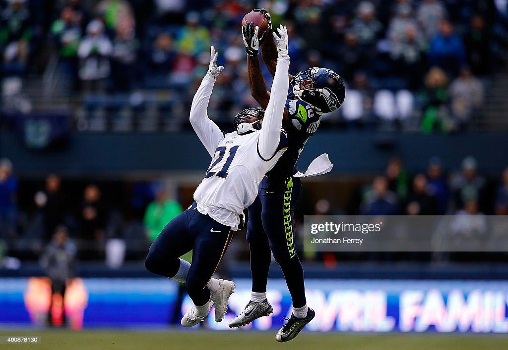 St Louis Rams v Seattle Seahawks : News Photo