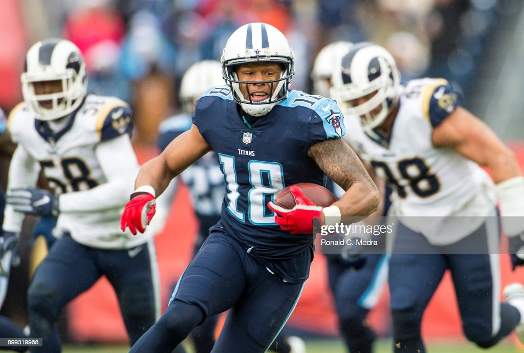 Los Angeles Rams v Tennessee Titans : News Photo