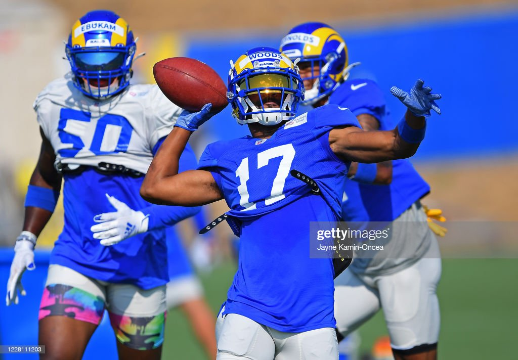 Los Angeles Rams Training Camp : News Photo