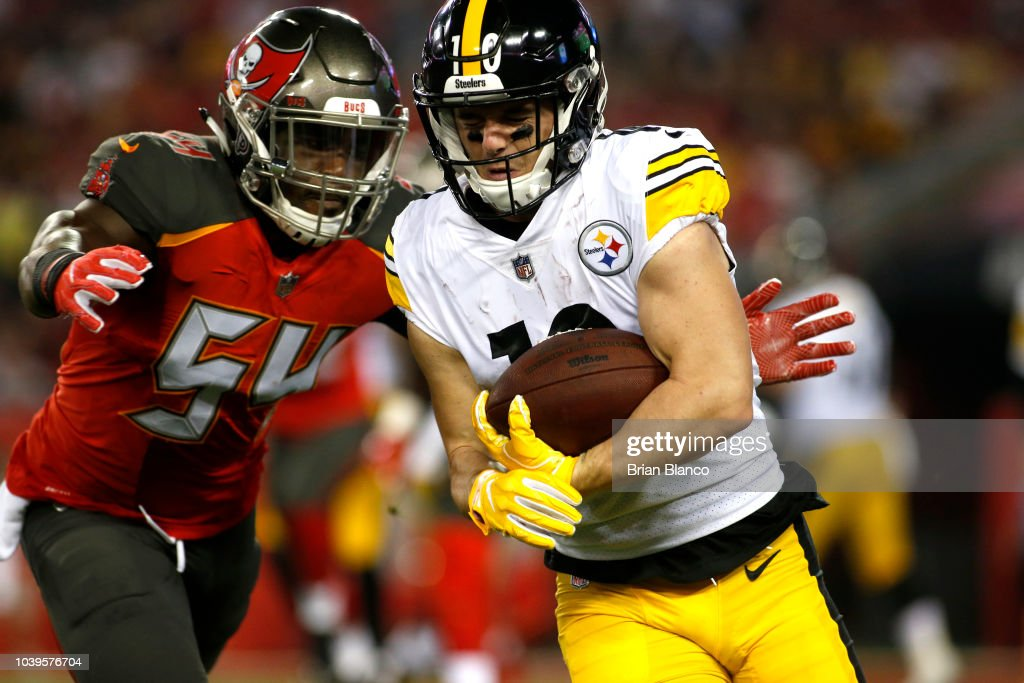 Pittsburgh Steelers v Tampa Bay Buccaneers
