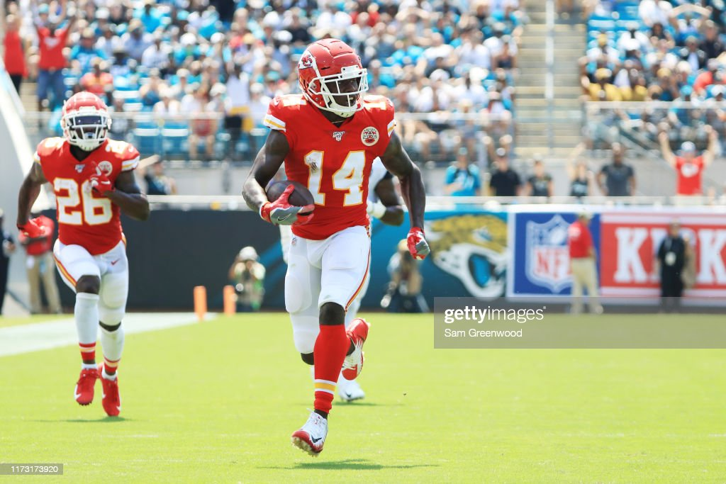 Kansas City Chiefs v Jacksonville Jaguars : News Photo