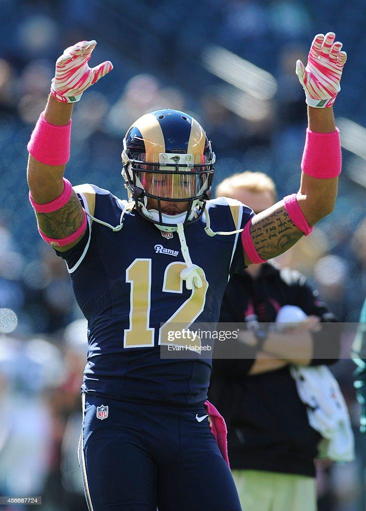 St Louis Rams v Philadelphia Eagles