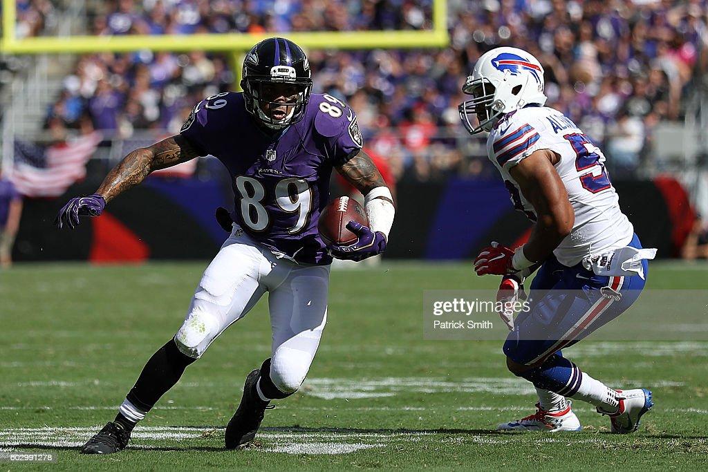 Buffalo Bills v Baltimore Ravens : News Photo
