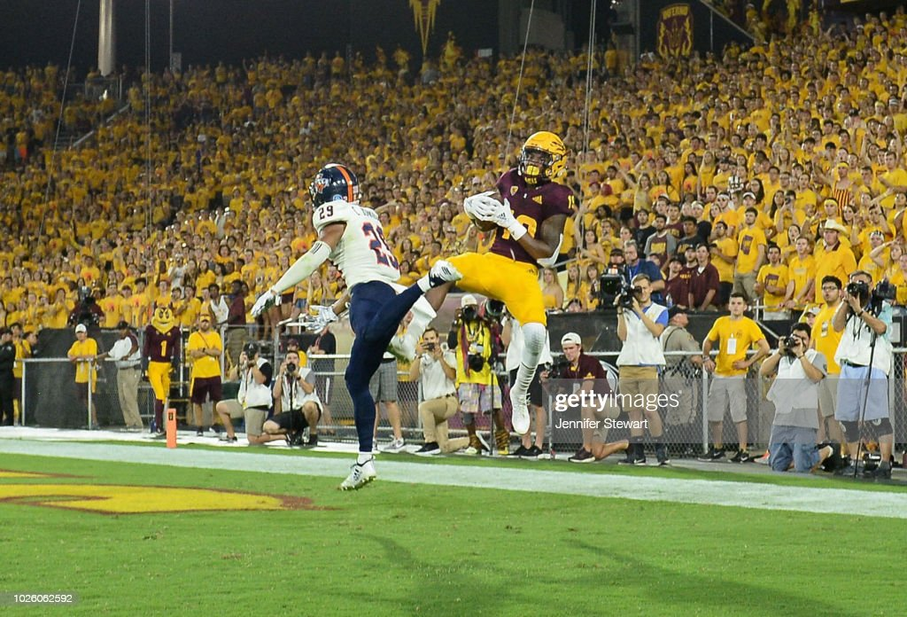 UTSA v Arizona State : News Photo