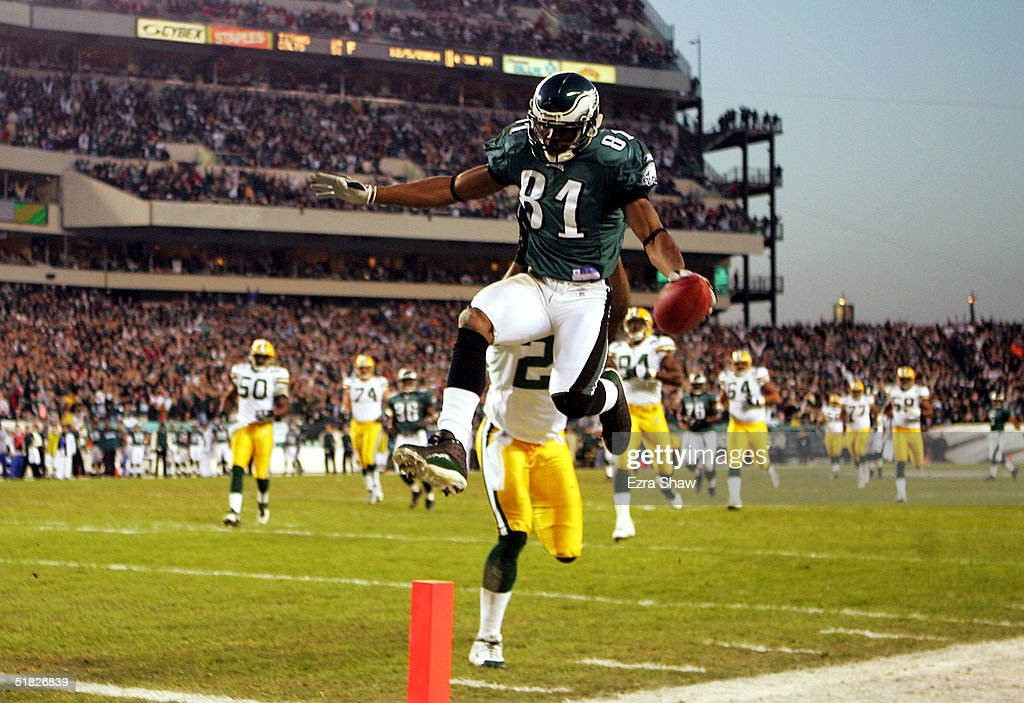 Green Bay Packers v Philadelphia Eagles : News Photo