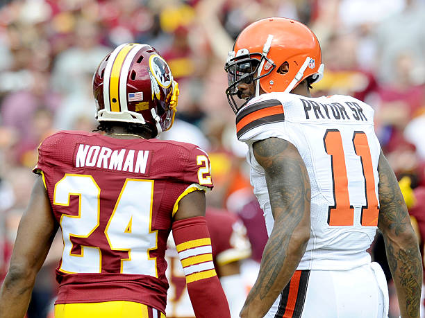 8e63335fd55 Cleveland Browns v Washington Redskins Pictures