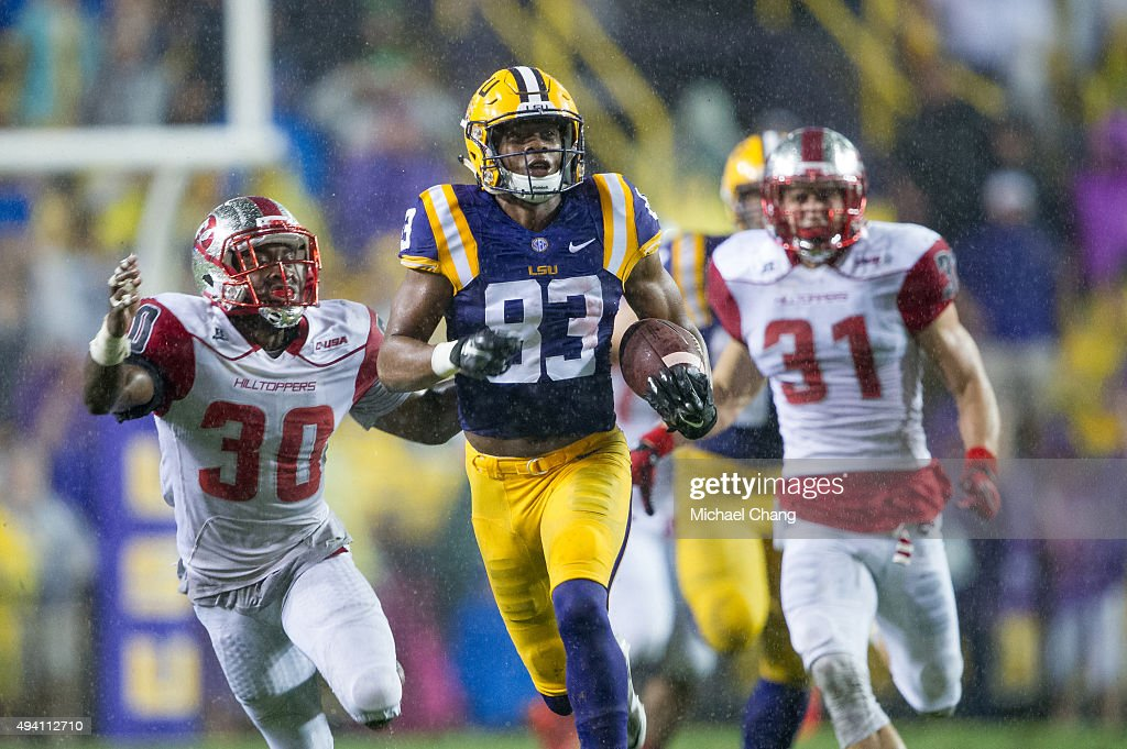 Western Kentucky v LSU