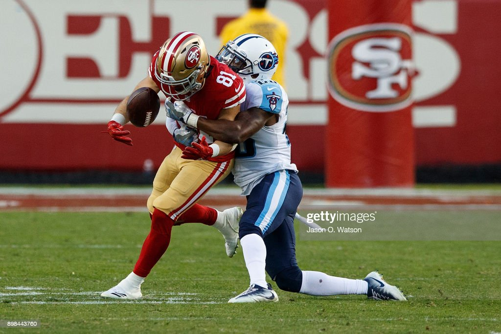 Tennessee Titans vSan Francisco 49ers