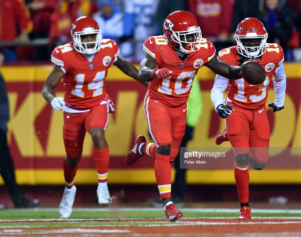 Los Angeles Chargers v Kansas City Chief : News Photo