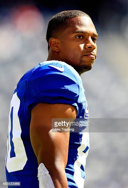 Victor Cruz American Football Player Stock Photos and ...