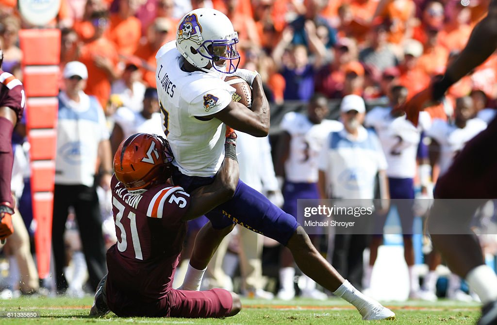 East Carolina v Virginia Tech