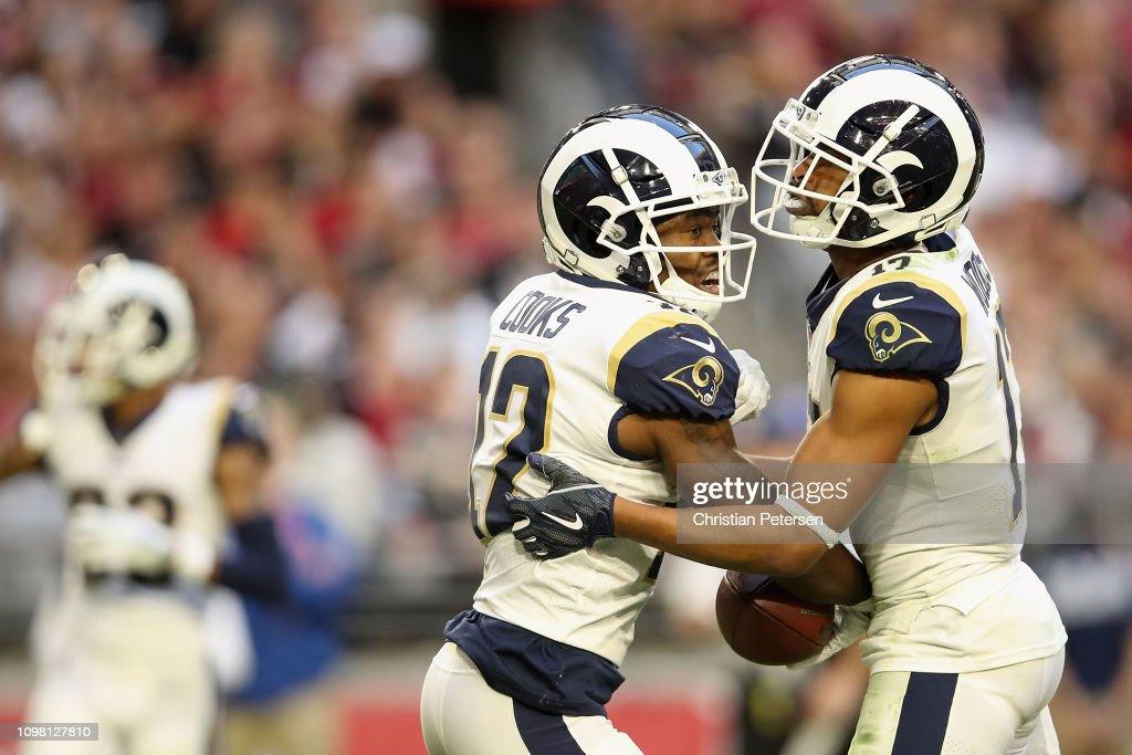Los Angeles Rams v Arizona Cardinals : News Photo