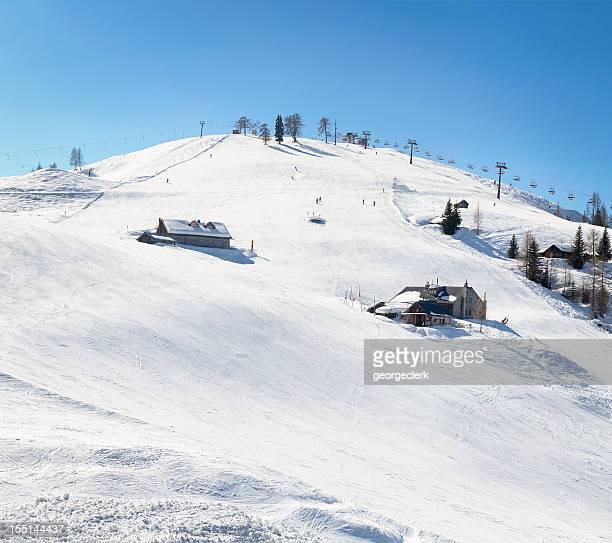 Wide Ski Area