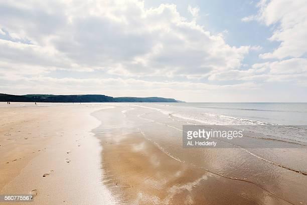 Widemouth Bay near Bude, Cornwall