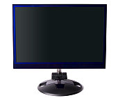 Widescreen TFT monitor