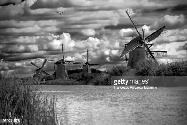 Widmills in Holland