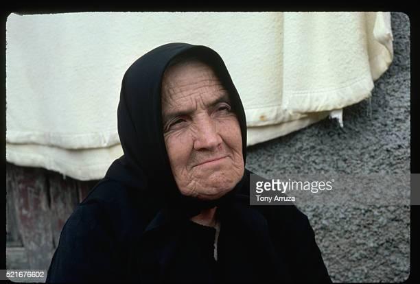 Widow From Camara De Lobos, Portugal