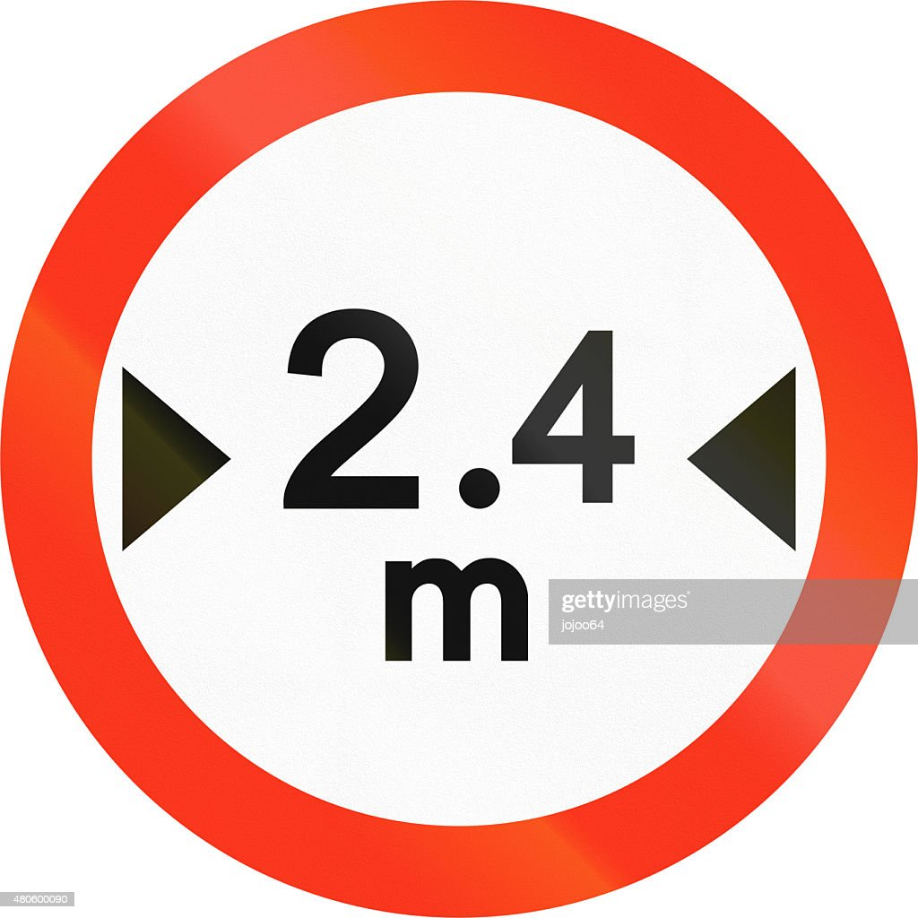 Width Limit in Bangladesh : Stock Photo