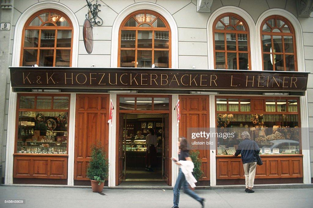 Österreich Gastronomie ab 1990 : Foto di attualità