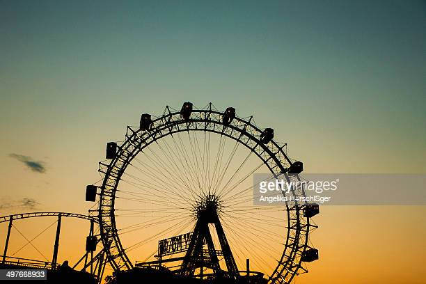 CONTENT] Wiener Riesenrad in the Prater amusement park