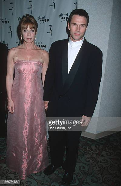 Wife Amy Van Nostrand and Tim Daly during 11th Annual GLAAD Media Awards at Century Plaza Hotel in Los Angeles California United States