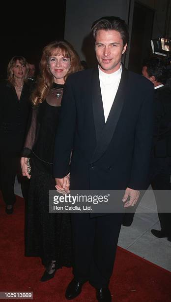 wife Amy Van Nostrand and Tim Daly during 6th Annual Fire and Ice Ball to Benefit Revlon UCLA Women Cancer Center at Barney's NY Store in Beverly...