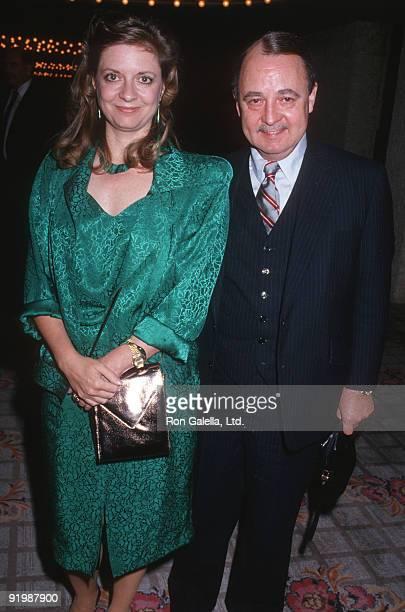 wife and John Hillerman
