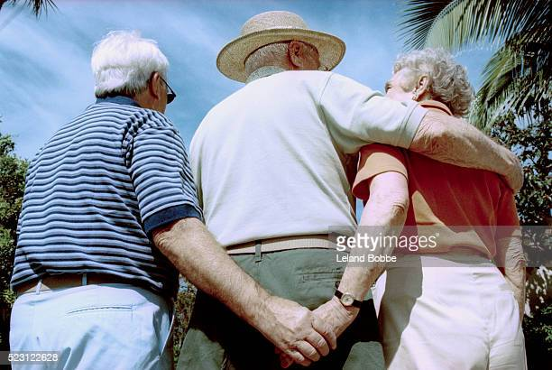 Wife Holding Hands with Another Man