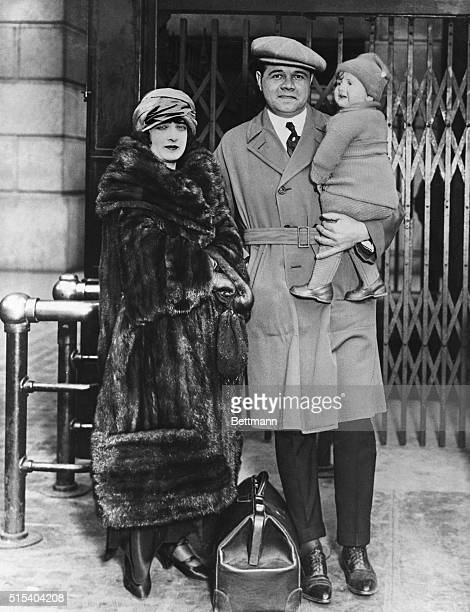 Wife of Babe Ruth Believed to Have Been Burned to Death in Fire. The body of a woman found in the fire-charred room in a house at Watertown,...