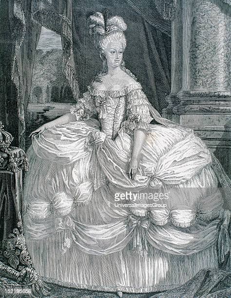 ANTOINETTE Wife of Louis XVI and Queen of France Since the beginning of the French Revolution was the top representative of the conservative...