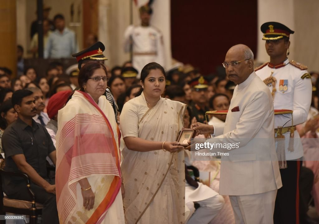Defense Investiture Ceremony At Rashtrapati Bhawan