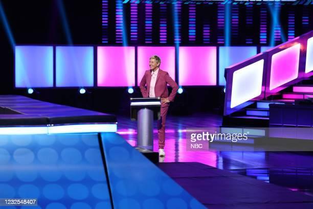 """Wife of the Party"""" Episode 414 -- Pictured: Ellen DeGeneres --"""