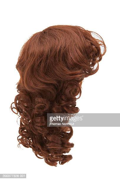 Wig, side view